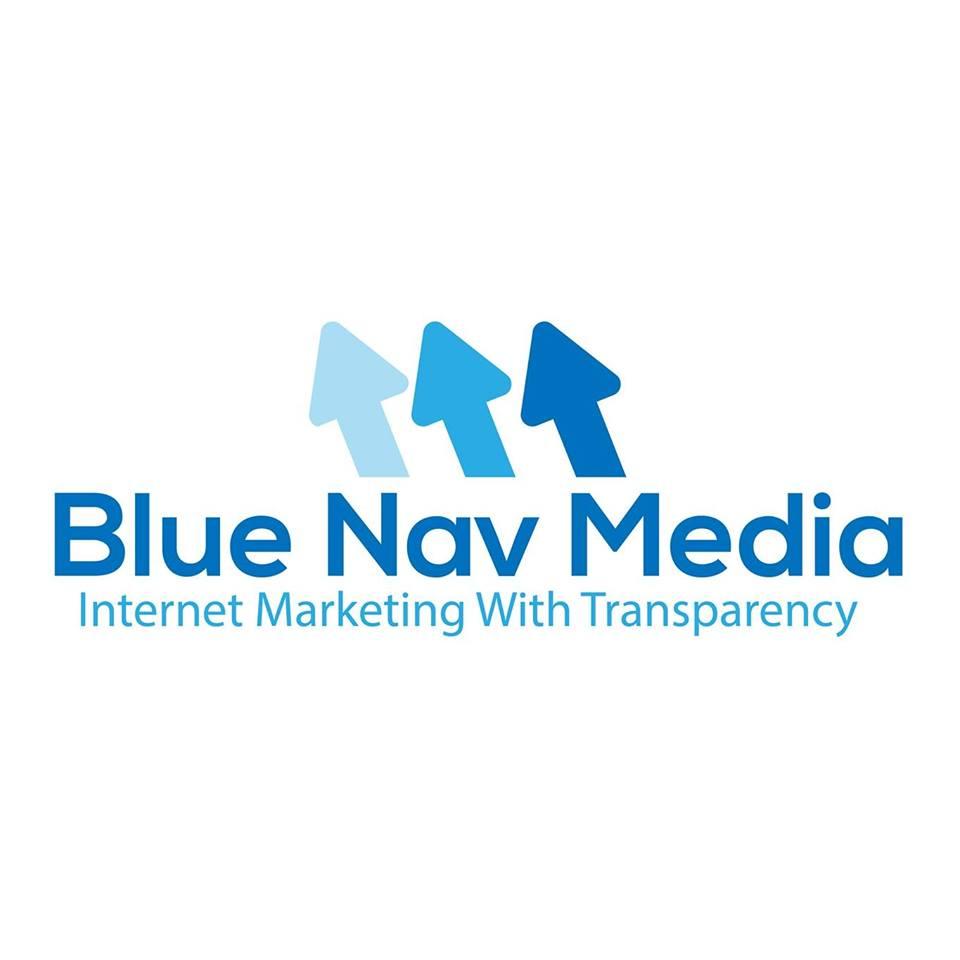 Blue Nav Media Logo