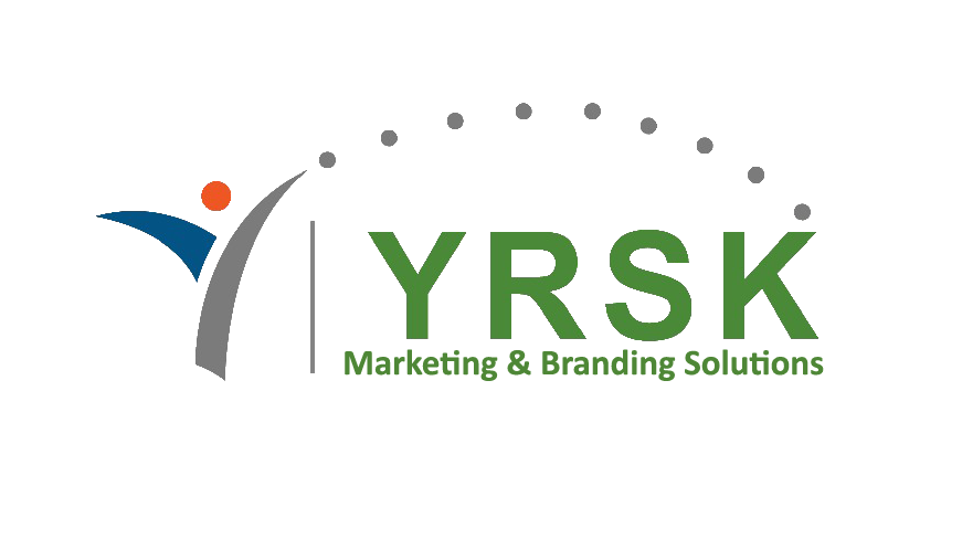 YRSK Marketing & Branding Solutions Logo