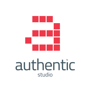 Authentic Studio Logo