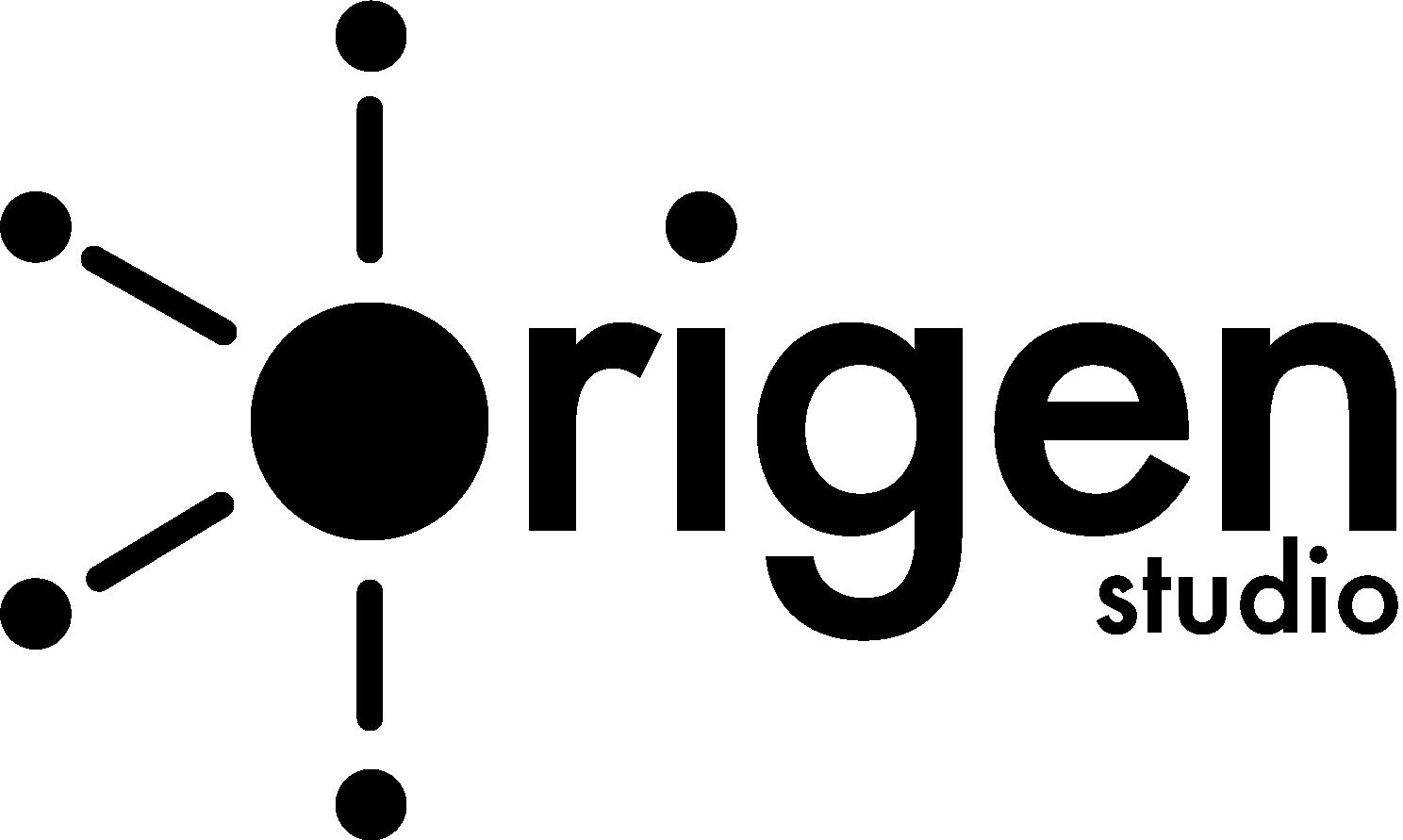 Origen Studio Logo