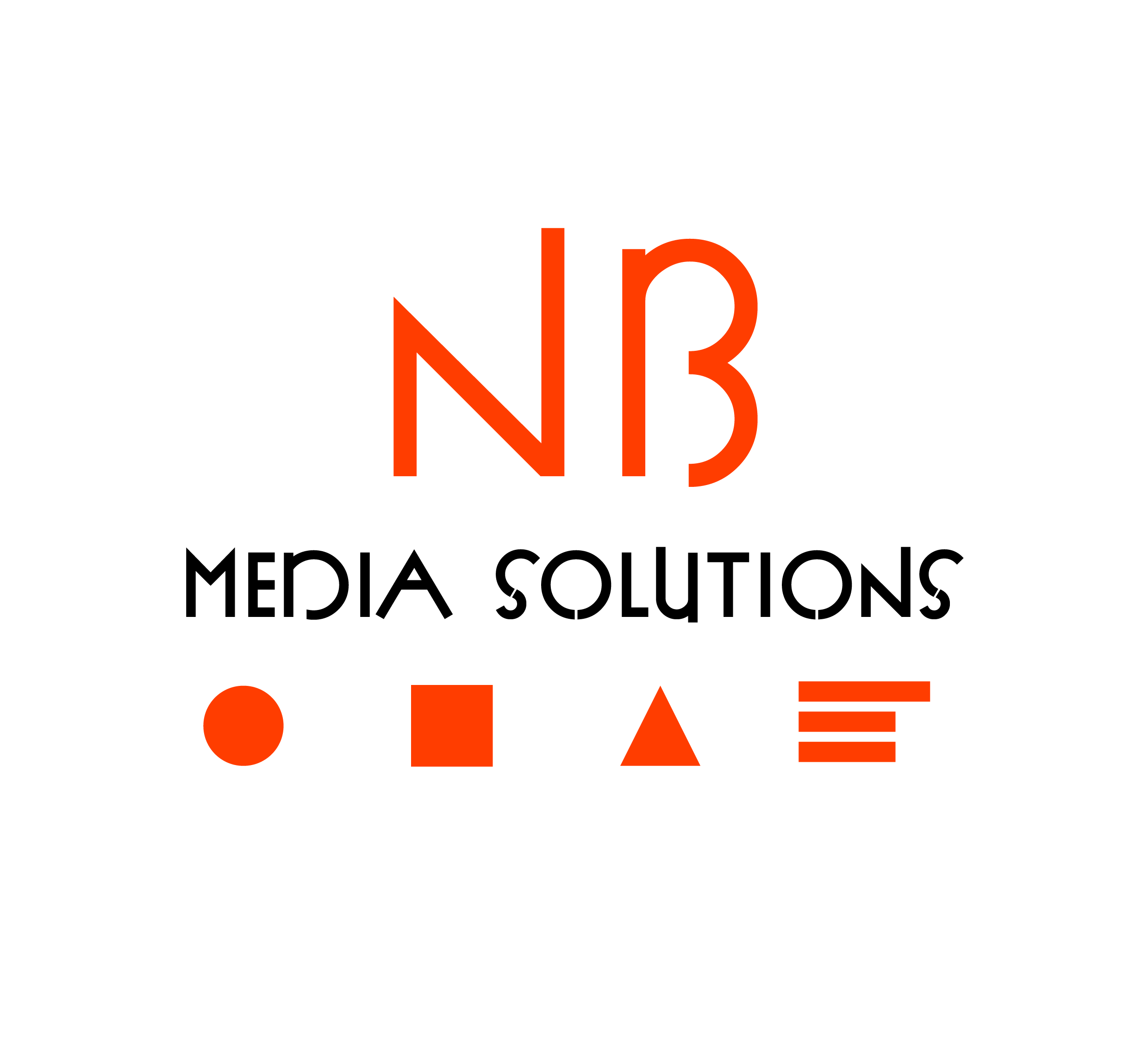 NB Media Solutions, LLC Logo