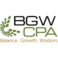 BGW CPA, PLLC Logo