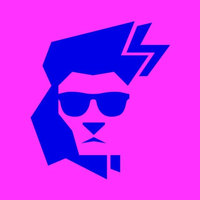 Pink Lions   Interface Design & Branding Logo