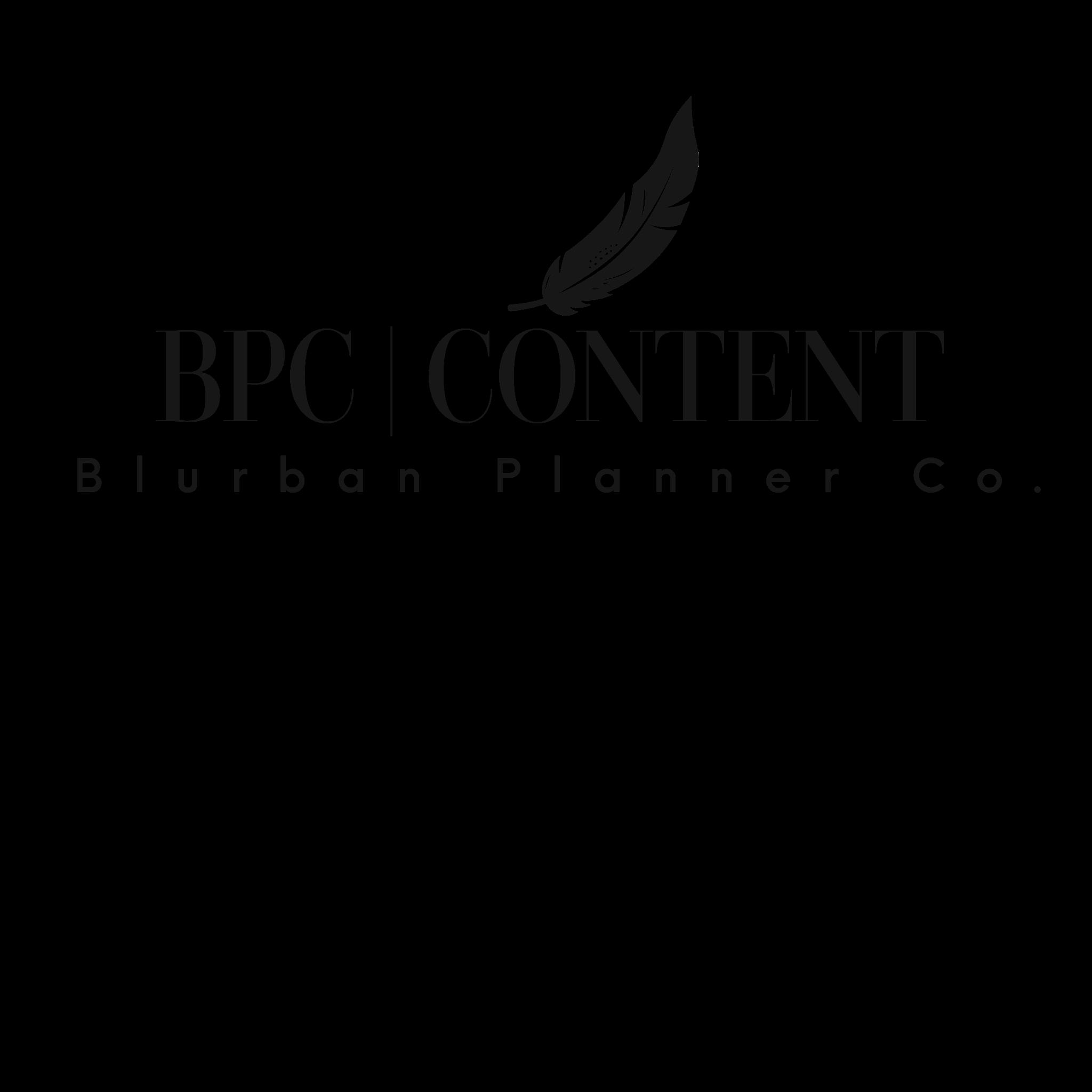 BPC Content Co. Logo