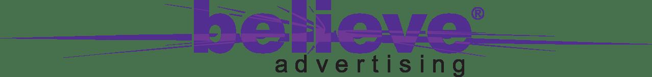 Believe Advertising & PR Logo
