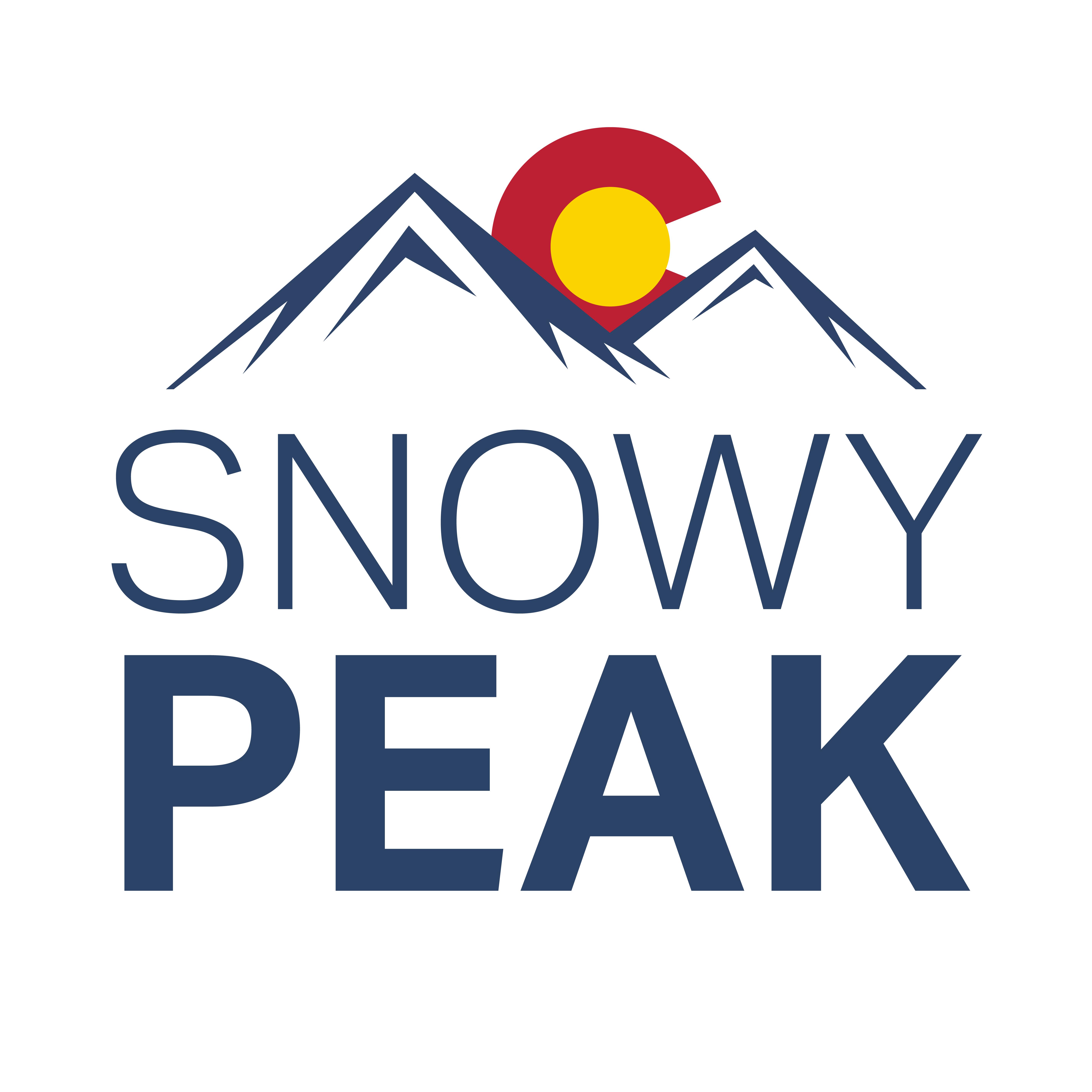 Snowy Peak Logo