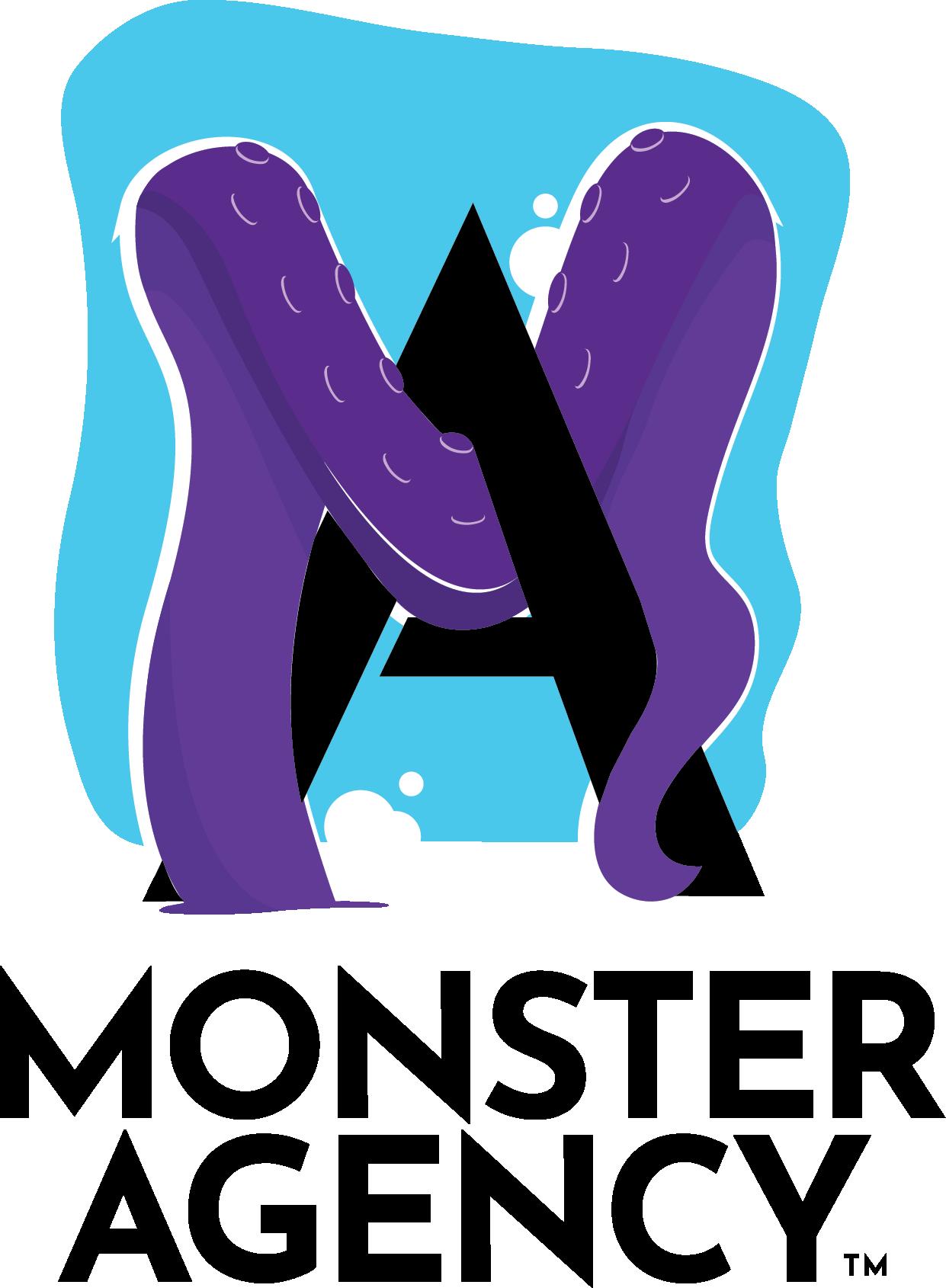 Monster Agency® Logo