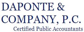 DaPonte & Company, P.C. Logo
