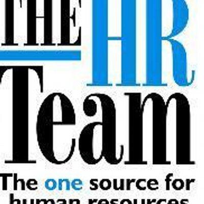 The HR Team Logo