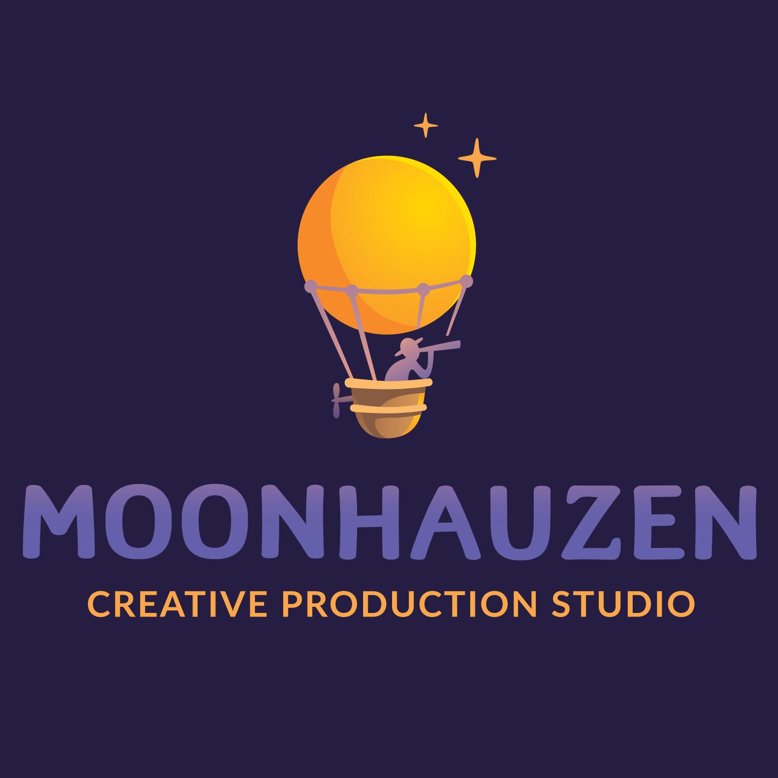 Moonhauzen Studio Logo