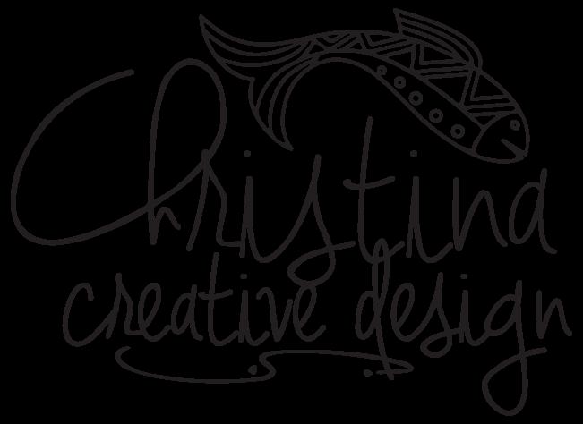 Christina Creative Design Logo