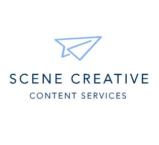 Scene Creative Content Logo