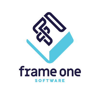 Frame One Software Logo