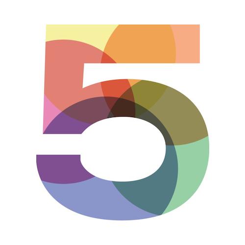 5ivecanons logo