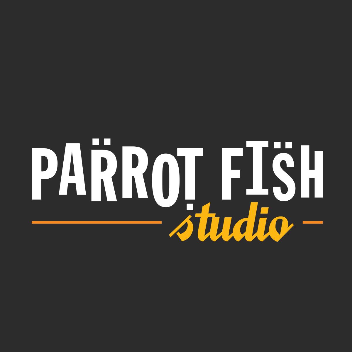 Parrot Fish Studio Logo