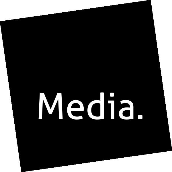 Black Square Media Logo