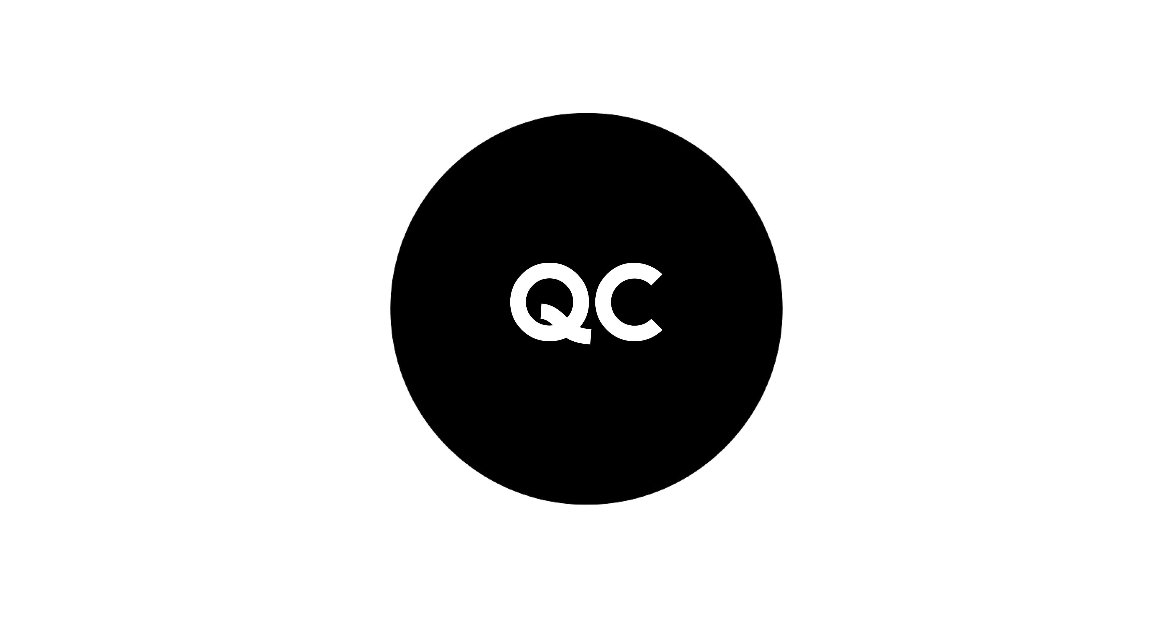 QUIET/CONQUEROR Logo