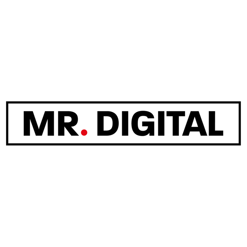 Mr Digital Logo