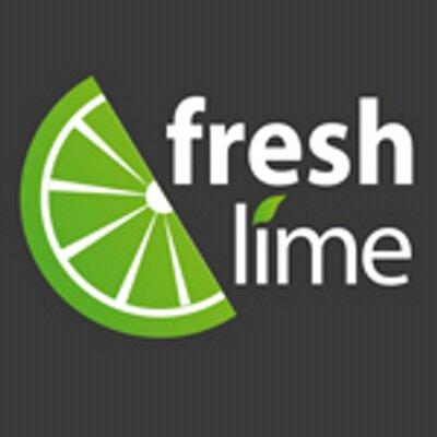 Freshlime: Digital Marketing Logo