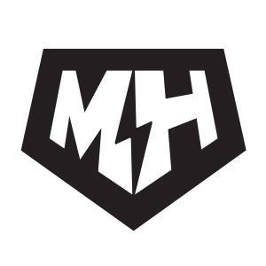 Mighty Hero Video Agency Logo