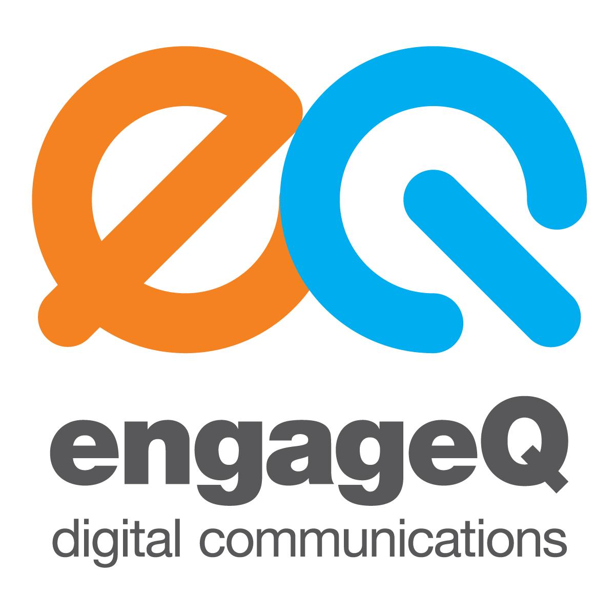 engageQ digital Logo