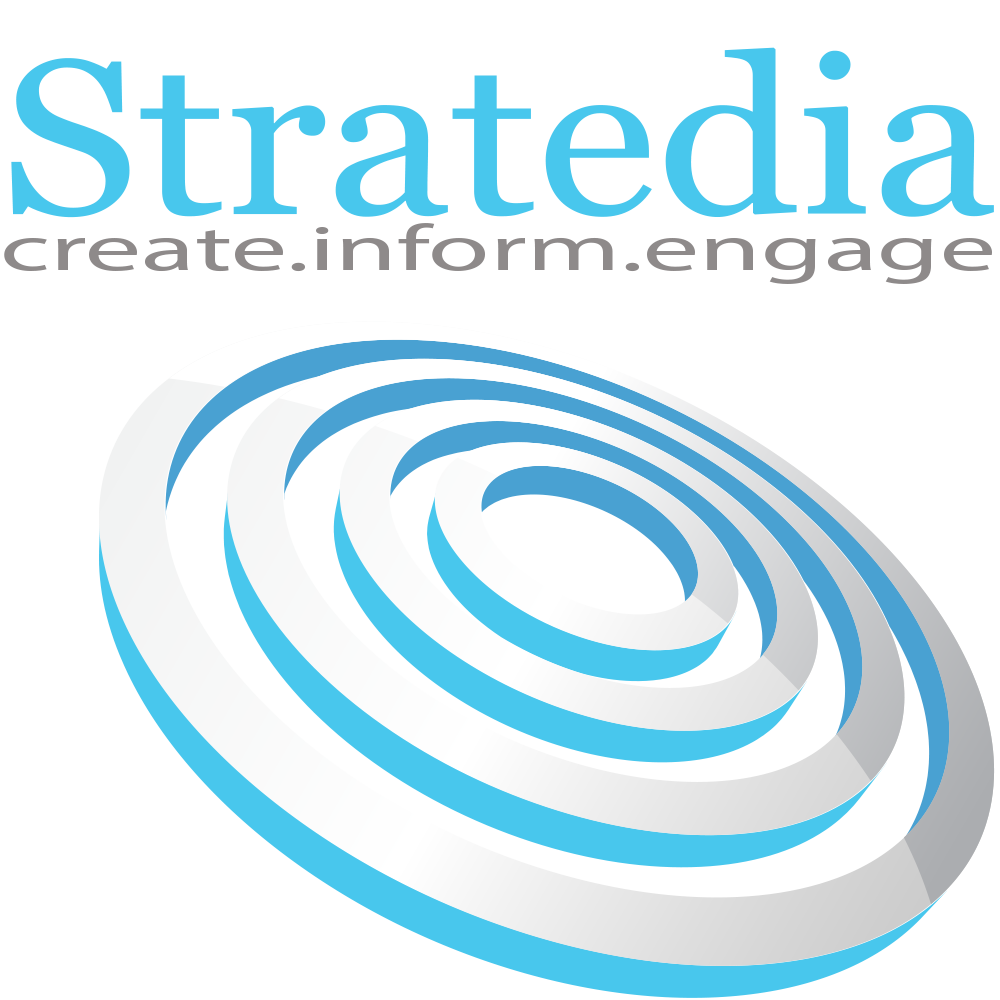 Stratedia Logo