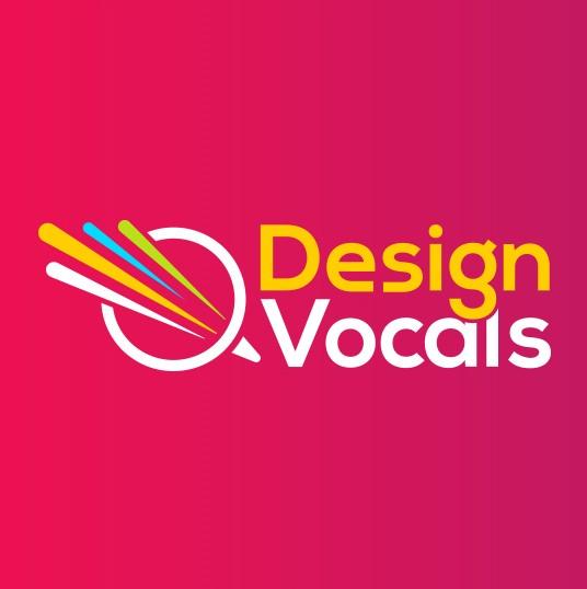 Design Vocals Logo