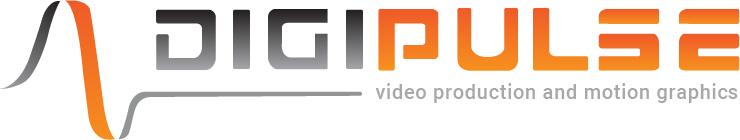 Digipulse Video Production Logo