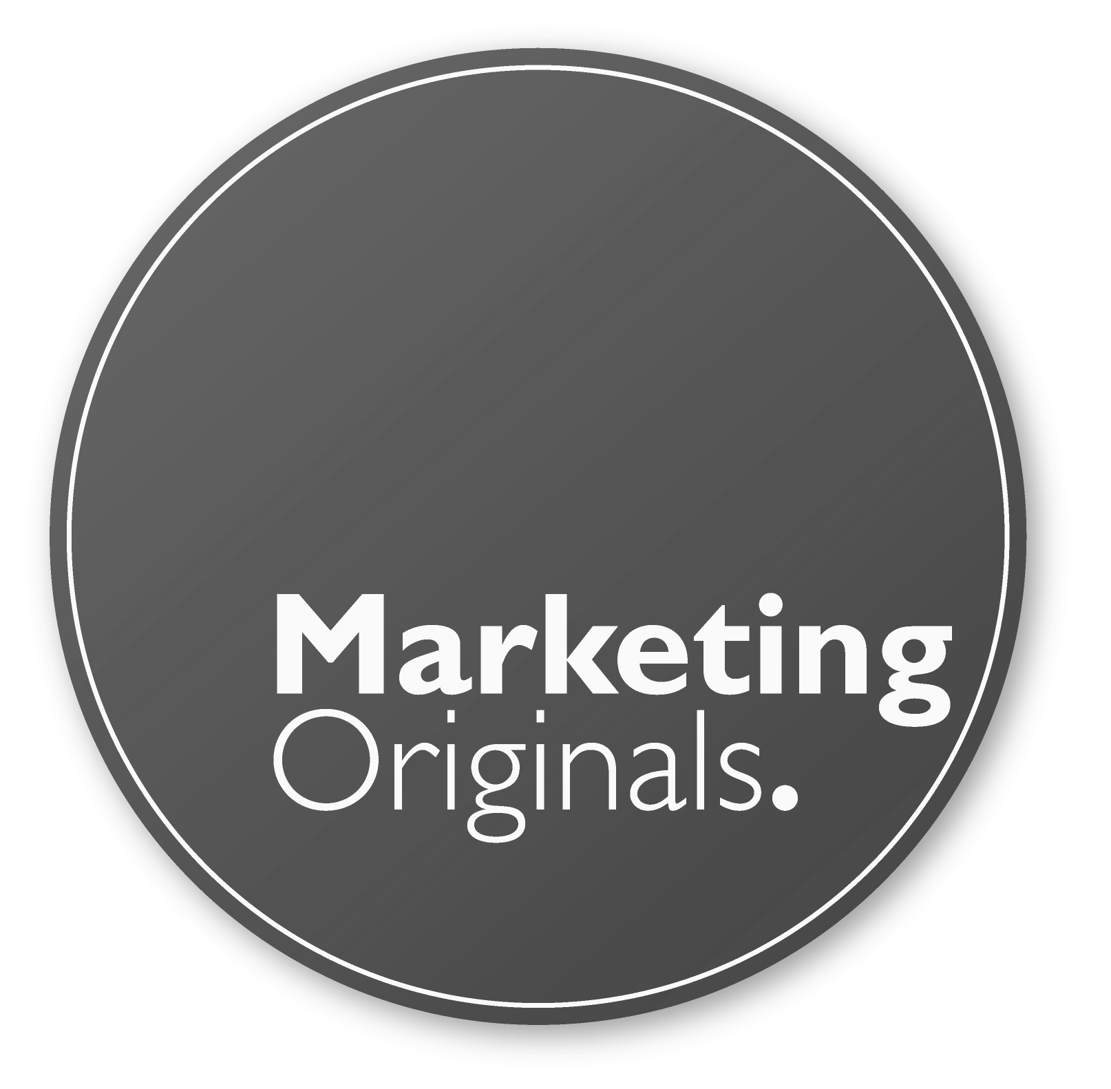 Marketing Originals. Logo