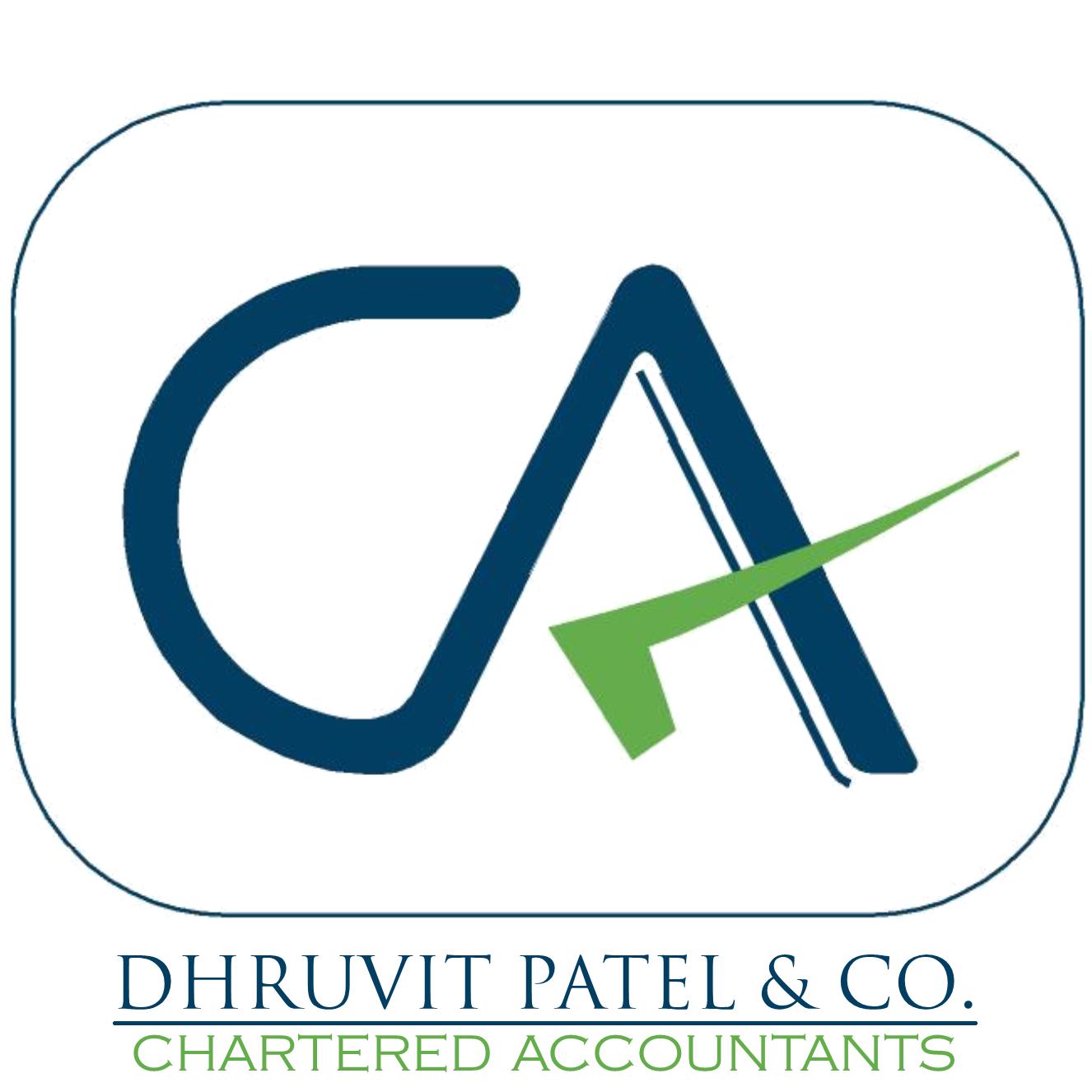 Dhruvit Patel & Co. Logo