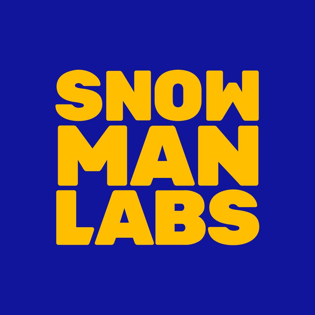 Snowman Labs Logo