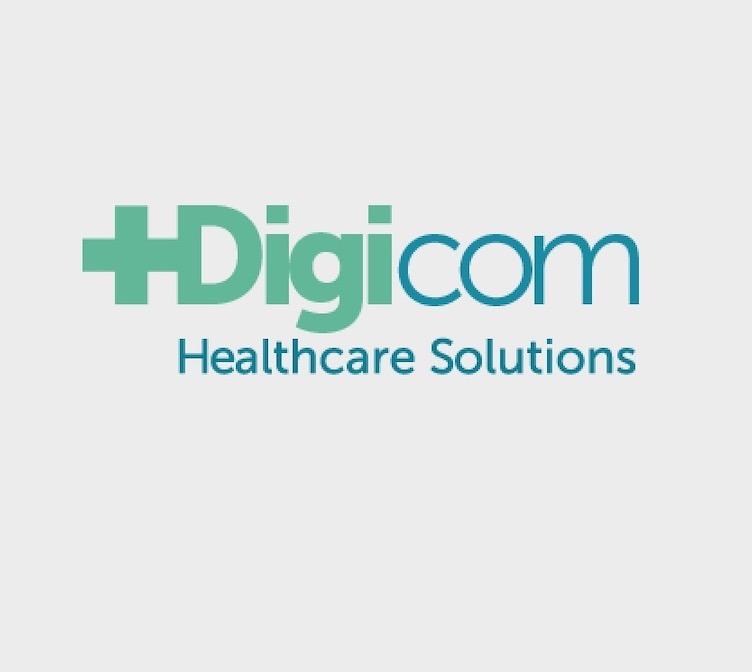 Digicom Healthcare Solutions Logo
