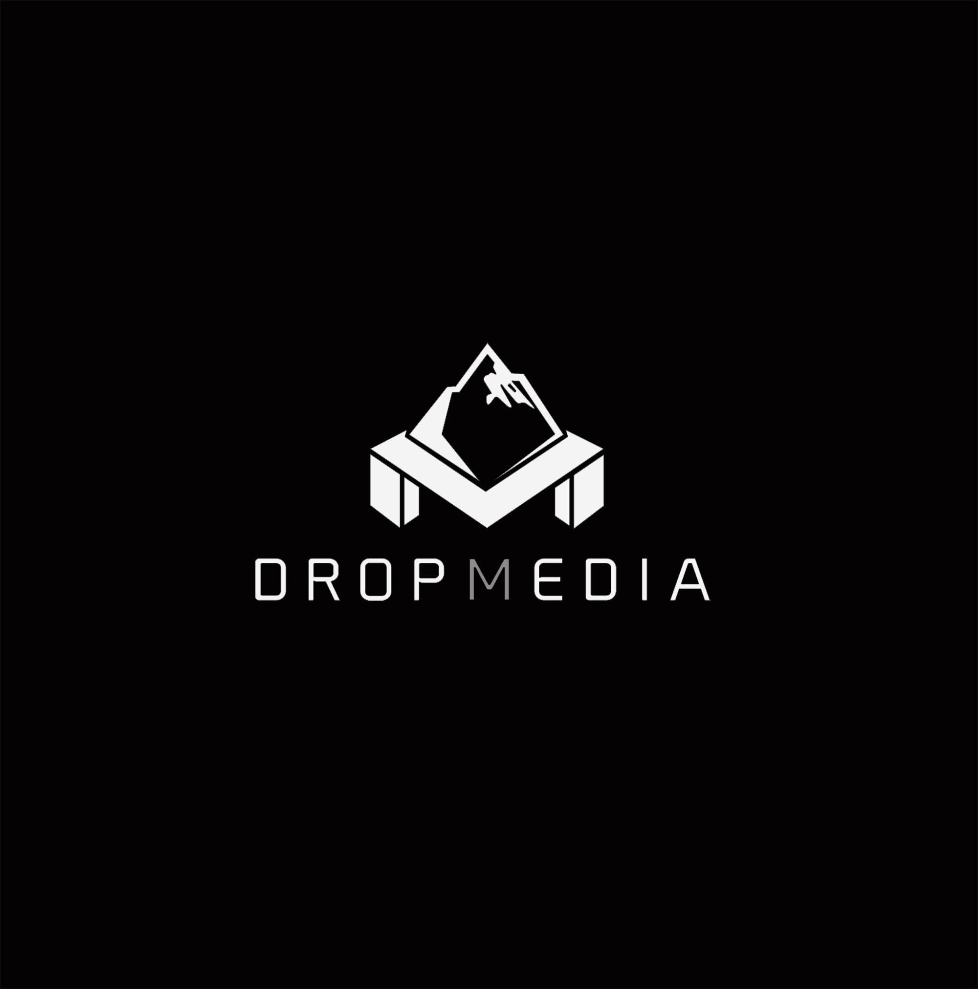 Drop Media Logo