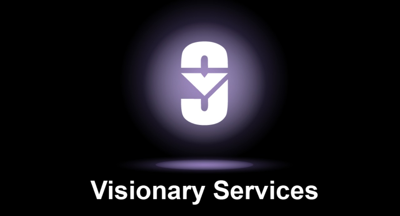 Visionary Studio Logo