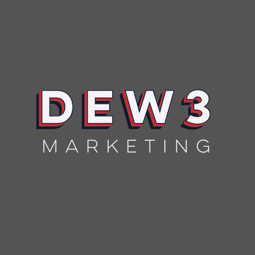 DEW 3 Marketing Logo