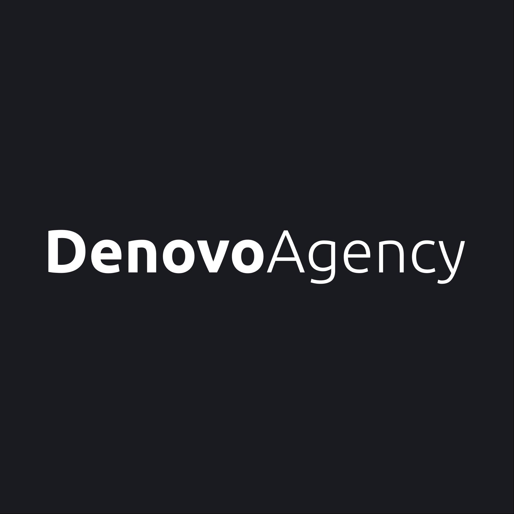 Denovo Agency Logo