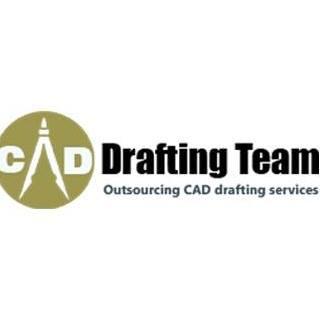 Cad Drafting Team Logo