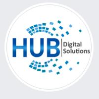 Hub Digital Solutions Logo