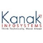 Kanak Infosystems LLP. Logo