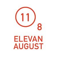 Elevan August Media Logo