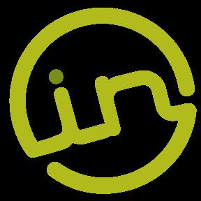 IN Food Marketing & Design Logo