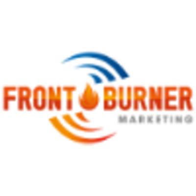 Front Burner Marketing Logo