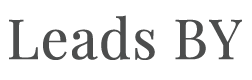 Leads BY Logo
