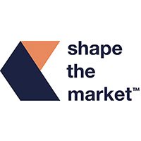 Shape The Market Logo