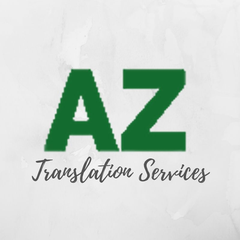 Translation AZ Logo