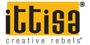 Ittisa Digital Media Agency Logo