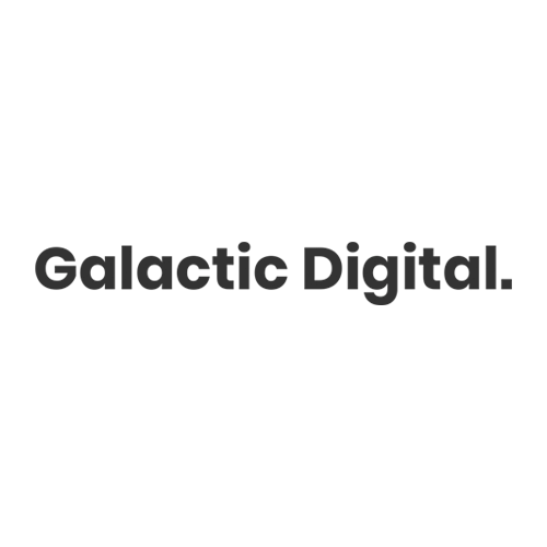 Galactic Digital Logo