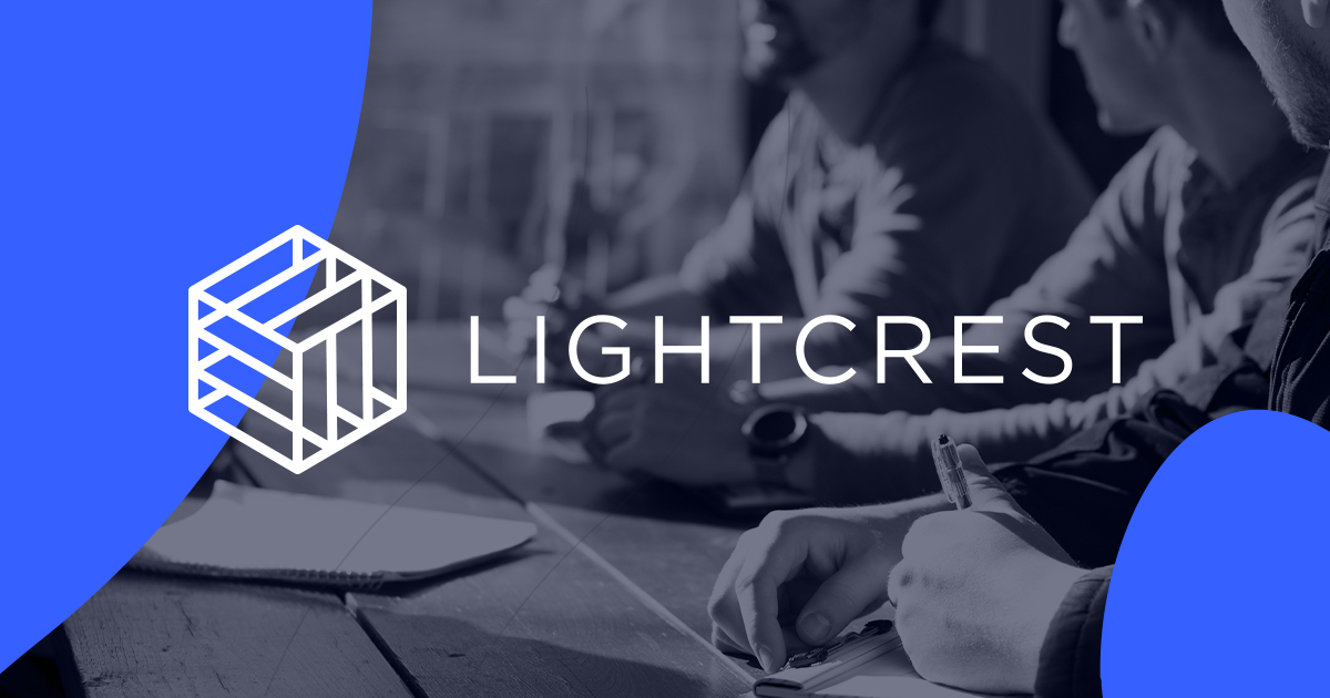 Lightcrest Logo
