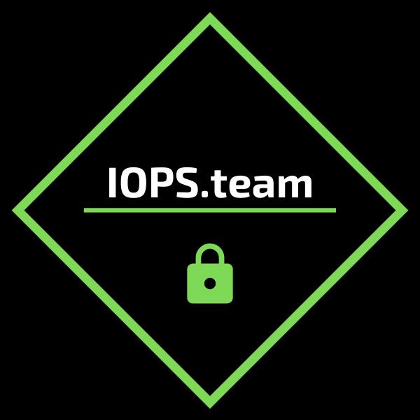 IOPS.TEAM Logo