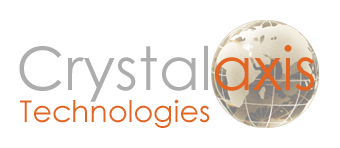 Crystalaxis Technologies Logo